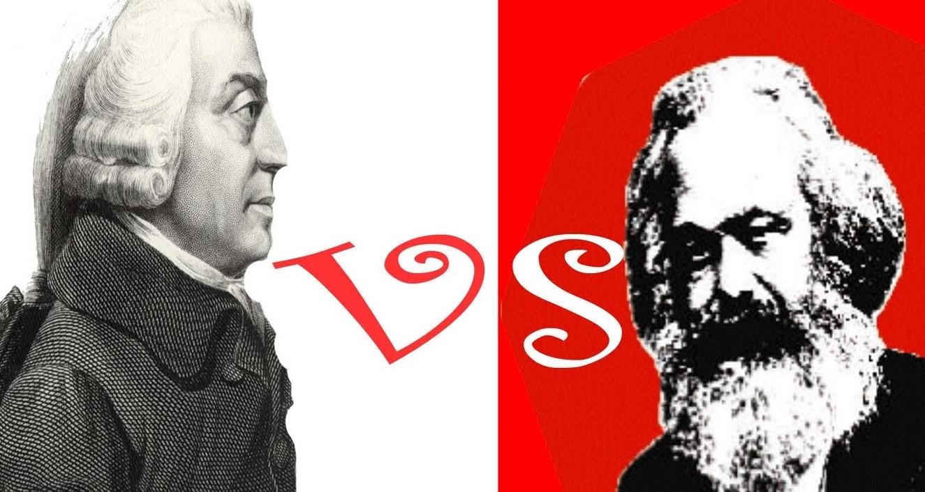 FATT forskjellen mellom kapitalisme og kommunisme