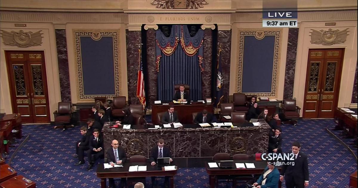 A debate on the Iran deal in the Senate (from C-Span, which broadcasts everything from Congress)