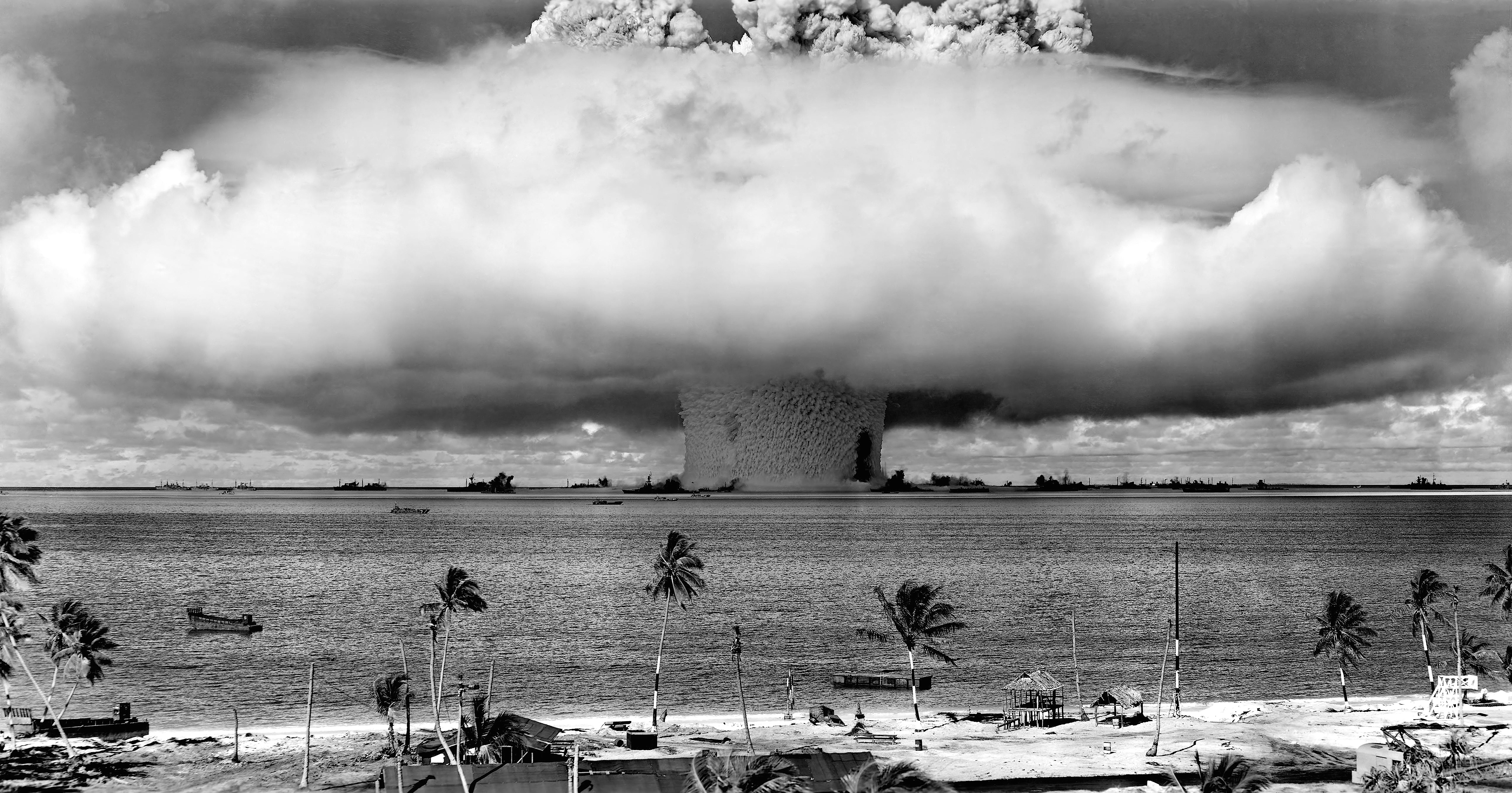 Cold-War-nuclear test