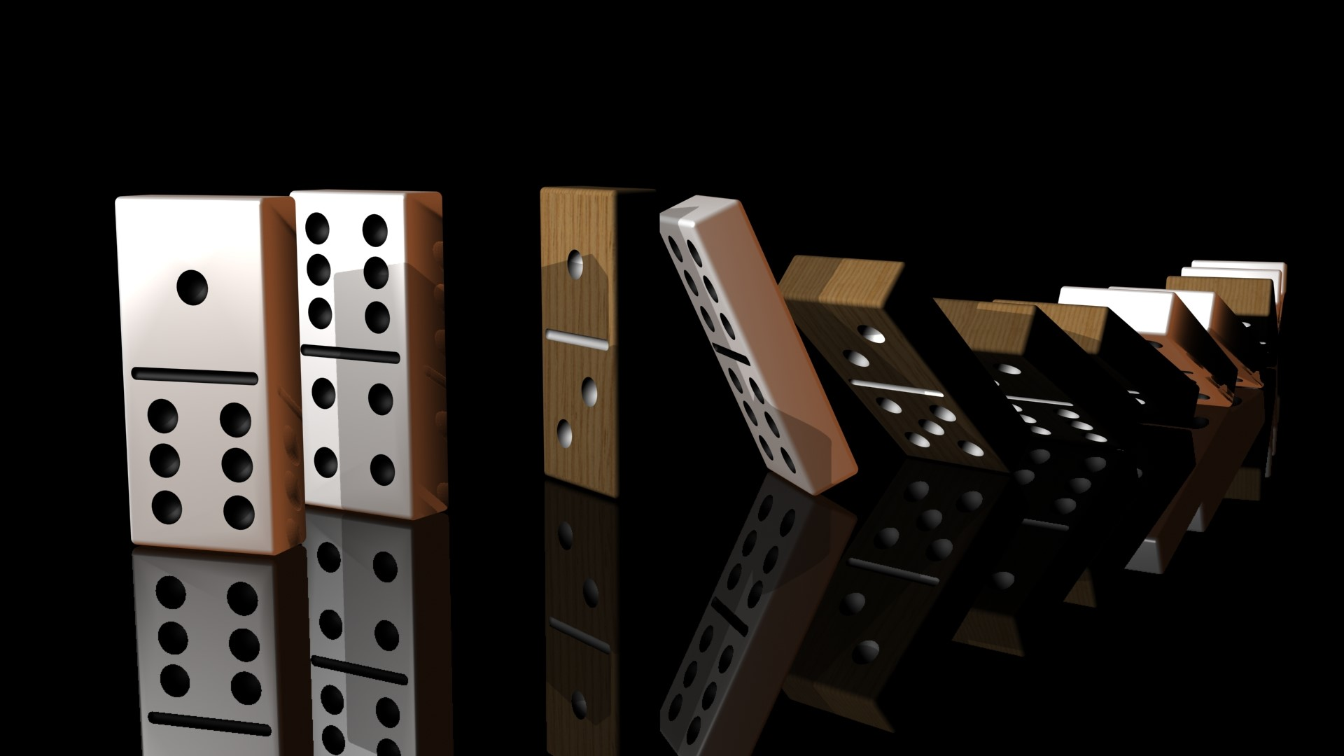 How significant was the Domino Theory in causing the USA to be part of the vietnam conflict?