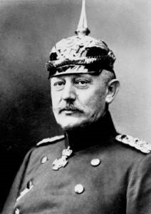 Tyskernes øverste militære leder i 1914: Helmut von Moltke den yngre