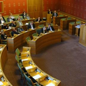 Det norske kommunedemokratiet